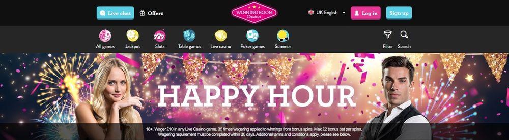 Winningroom Casino Casino Spies