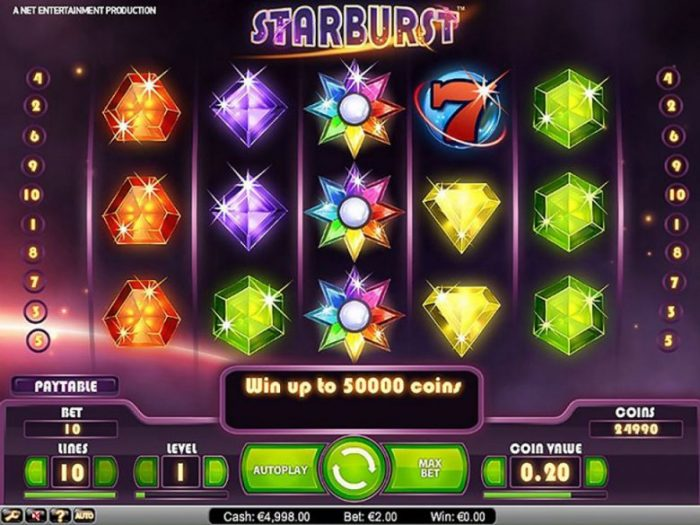Starburst-screenshot