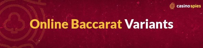 large-Online Baccarat Variants