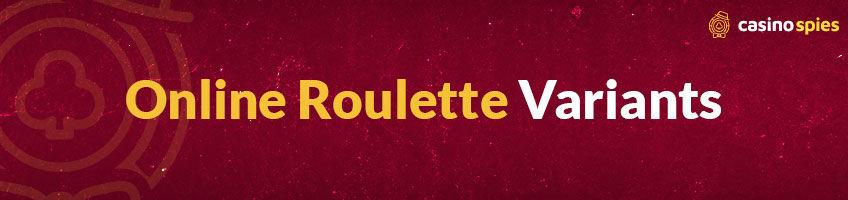 large-Online Roulette Variants