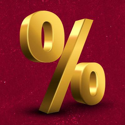 large-Percentage